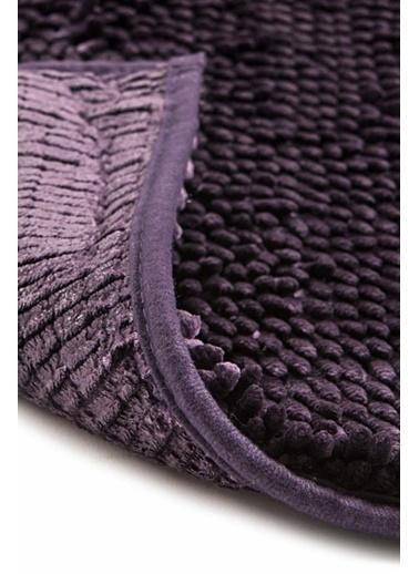 Giz Home Lilo Klozet Takımı 2'Li Purple Renkli